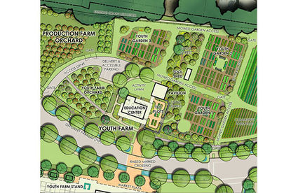 Updates hilltop farm master plan at block watch meeting for Hobby farm plans