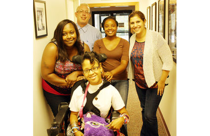 Beltzhoover resident works toward gaining independence - South